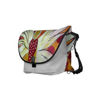 Messenger Bag - Angel by Soco Freire