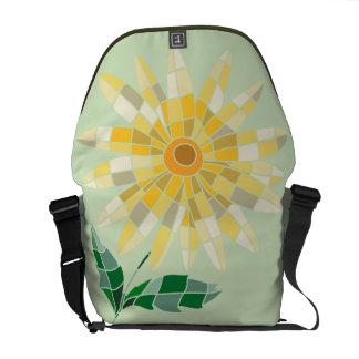 Messenger Bag Daisy - Knapsack Daisy