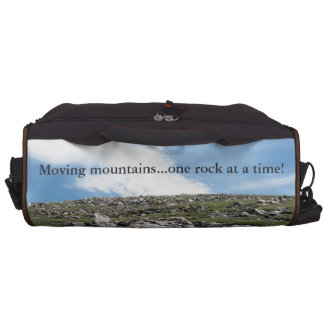 Messenger Bag...Moving Mountains! Commuter Bag