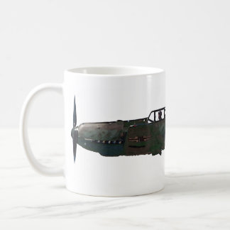 Messerschmitt 3 coffee mug