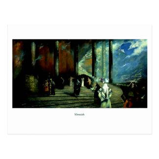 Messiah Postcard