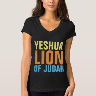Messianic Jewish  t-shirts, LION OF JUDAH T-Shirt