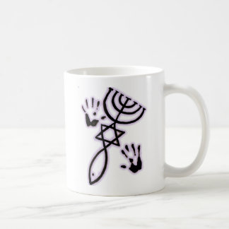 Messianic prints coffee mug