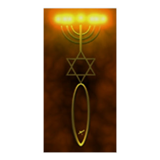 Messianic Seal Wall-Hanging Poster