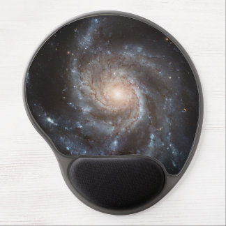 Messier 101 Galaxy mouse pad Gel Mouse Pad