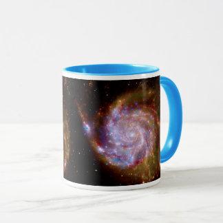 Messier 101 Spiral Galaxy - Hubble Telescope Photo Mug