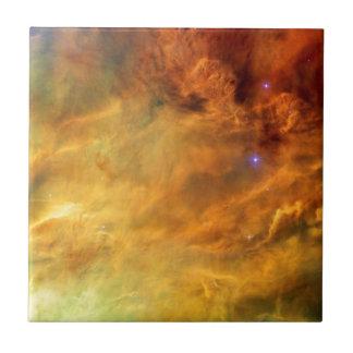 Messier 8 Lagoon Nebula - NASA Hubble Space Photo Tiles