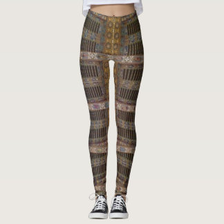 Messina, Sicily Leggings