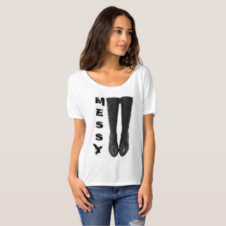 Messy Boots T-Shirt