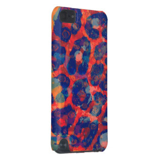 Messy Cheetah Abstract iPod Touch (5th Generation) Covers