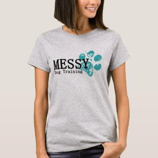 MESSY Dog Training T-Shirt