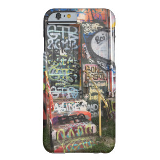 Messy Graffiti Door Phone Case