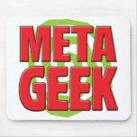 Meta Geek Mouse Mats