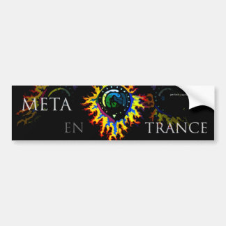 METAenTRANCE Bumper Sticker