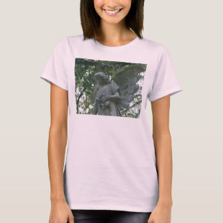 Metairie Angels Statues T-Shirt