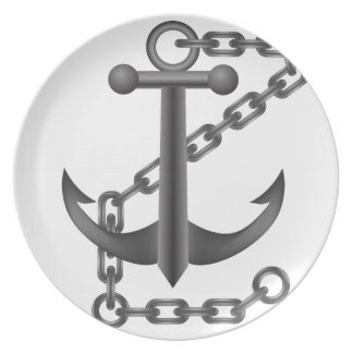 metal anchor plate