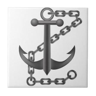 metal anchor tile
