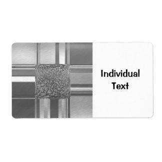 metal art silver 03
