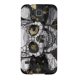 Metal Bling Skull and Bones Galaxy S5 case