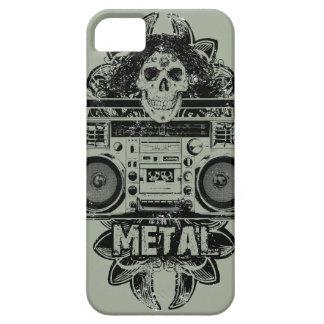 METAL! Boombox Art iPhone 5 Covers