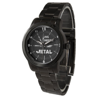 Metal by JVG Watch