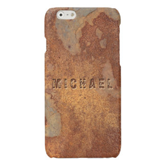 Metal Corroded - Personalized Rusty Metallic Look
