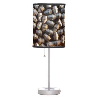 Metal Couplings Table Lamp