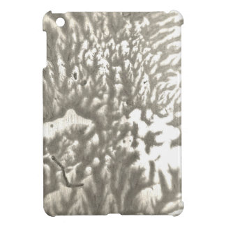 Metal desert iPad mini case