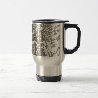 Metal desert travel mug