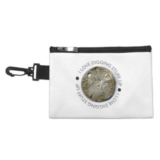 Metal detecting gift - finds pouch accessories bag
