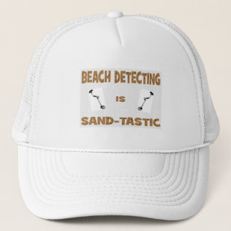 Metal Detecting Trucker Hat