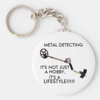 Metal Detector Keychain