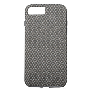 Metal Diamonds Pattern iPhone 7 Plus Case