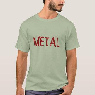 METAL  DISC GOLF HARDCORE T-Shirt