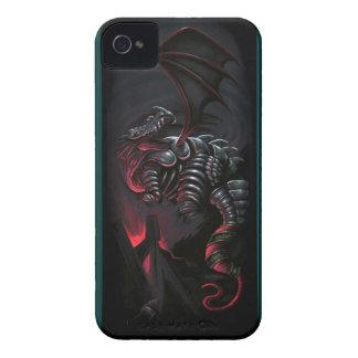 """ Metal Dragon"" Original Artwork, Blackberry Case"