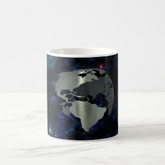 Metal Earth Globe Coffee Mug