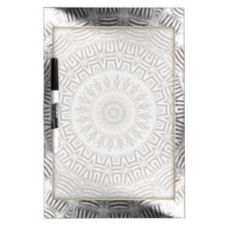 METAL Element Kaleido Pattern Dry-Erase Boards