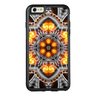 Metal & Flame Mandala OtterBox iPhone 6/6s Plus Case