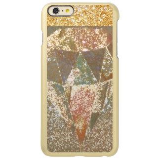 metal golden dimond art
