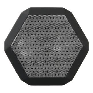 Metal Grate Black Bluetooth Speaker