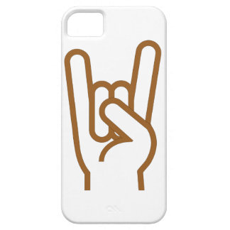Metal Hand iPhone 5 Cases