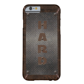 metal hard barely there iPhone 6 case