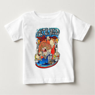 Metal Head Baby T-Shirt