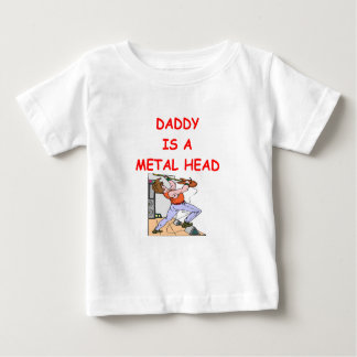 METAL head Baby T-Shirt