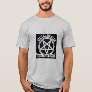 metal heads union 666 T-Shirt