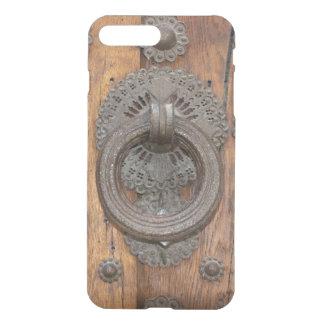 Metal Knocker on Old Wooden Door iPhone 8 Plus/7 Plus Case
