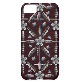 Metal Leaves iPhone Case Cover For iPhone 5C