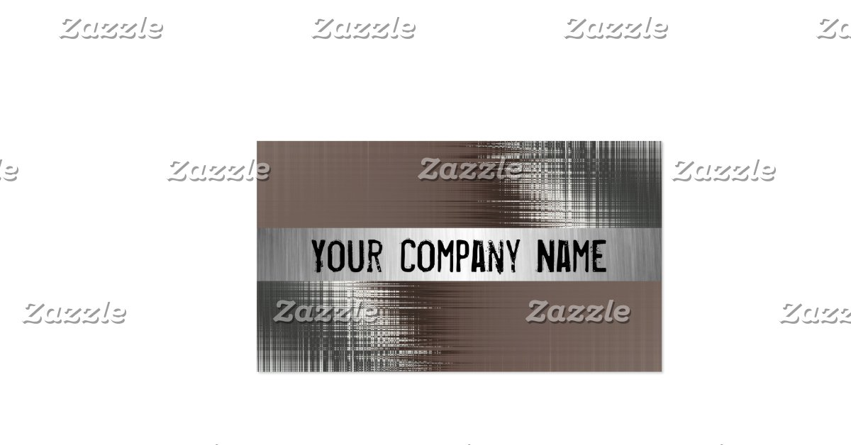 Businesscardsalsa classes side 1jpg salon loyalty business card metal look business cards with class zazzle reheart Gallery