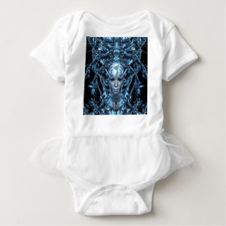 Metal Maiden Baby Bodysuit