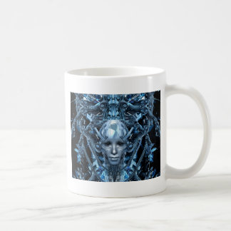 Metal Maiden Coffee Mug
